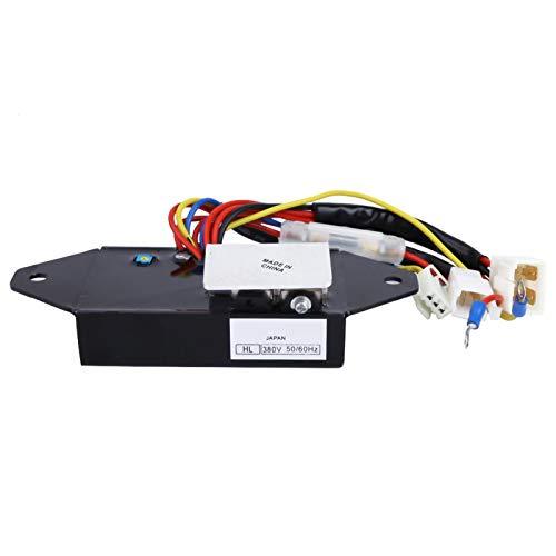Regulador de voltaje automático AVR generador 8.5-20KVA para generador Kubota J310 J313