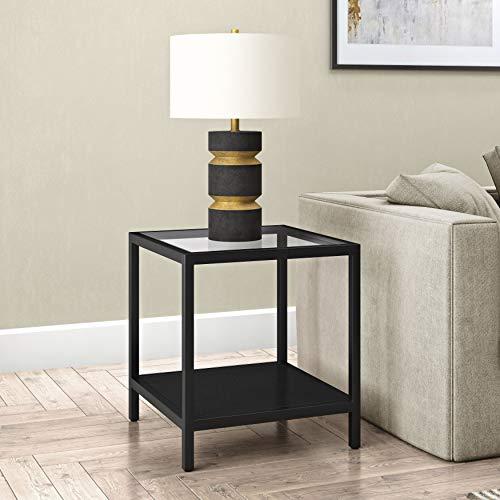 Henn&Hart Side Table, 1, Black