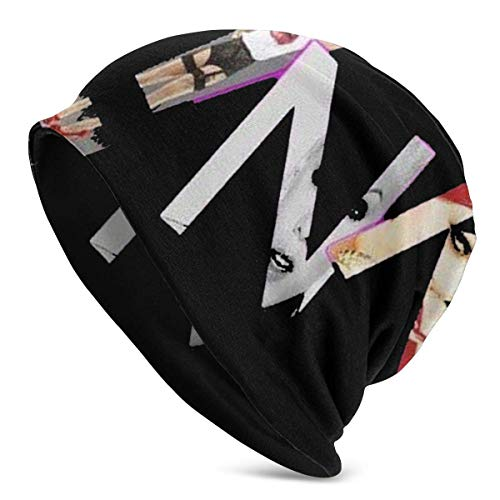 TYHYT Hombres adultos 's Warm & Soft Hat Pullover Cap QQ & aelig; & circ; & ordf; & aring; & rsaquo; & frac34; 20190921141620 Sombrero de punto de moda para hombres