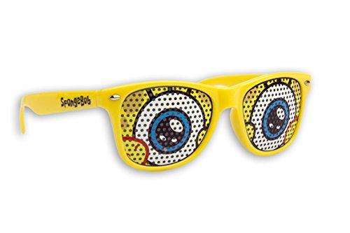 Blueprint Cologne Spongebob sponskop zonnebril geel verschillende modellen en maten