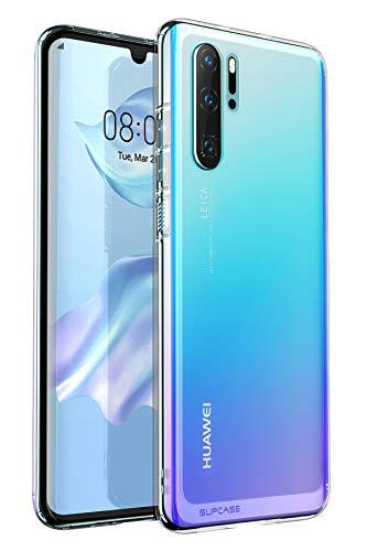 SupCase Huawei P30 Pro Hülle Transparent Schutzhülle Hybrid Case Premium Handyhülle Backcover [Unicorn Beetle Style] für Huawei P30 Pro 2019 (Transparent)