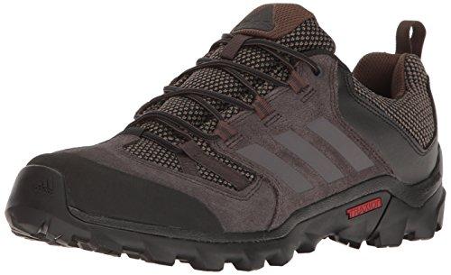 adidas outdoor Men's Caprock Hiking Shoe, Cargo Night Brown/Black, 10 M US