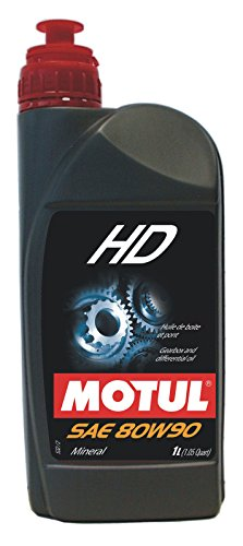 Motul - Aceite HD Mineral 80W90,1litro