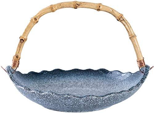 Ruimi JISHIYU-Q Decorative Bowl In Modern Look Suitable Fruit and As Decoration for Living Room Hallway
