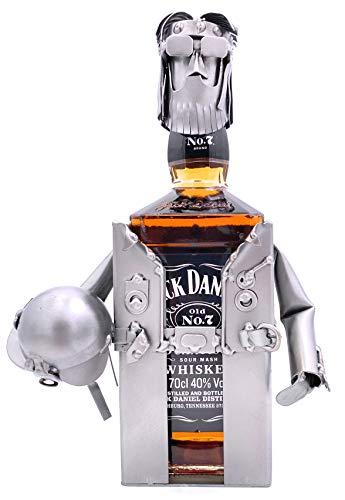 Boystoys.de Flaschenhalter Whisky-Biker für Jack Daniels
