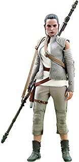 Hot Toys Star Wars Episode VII The Force Awakens Rey (Resistance Outfit) 1/6 Scale Figure