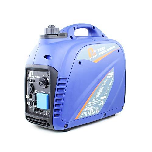 P1 Power Equipment 'ECO' P2500i Portable Inverter Generator 2200W, 2KW, - 230V...