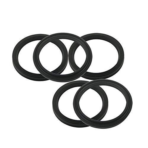 F-MINGNIAN-SPRING 1 stks/5 stks NBR Zwart Hydraulische Pomp Olie Seal 60x70x6mm USH Zuiger Seal Ring Voor Oliecilinder Hydraulische Olie Seal 67x77x6/85x95x6/90x100x6mm