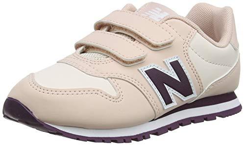 New Balance Yv500v1, Baskets Fille, Rose (Pink/Purple Pink/Purple), 37 EU