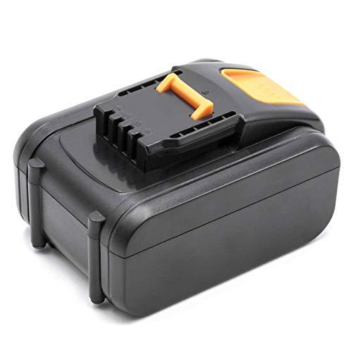 vhbw Li-Ion Akku 4000mAh (20V) für Elektro Werkzeug Worx WX166, WX166.31, WX372, WX390, WX390.1, WX390.31, WX523 wie WA3551.1.