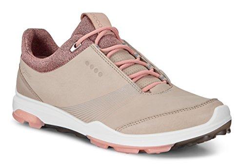ECCO Women Golf Biom Hybrid 3, Chaussures Femme, Beige...