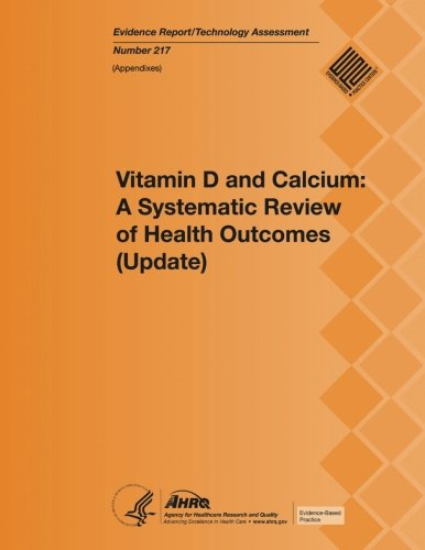 Vitamin D and Calcium: A Systematic Review of Health Outcomes (Update): Appendixes