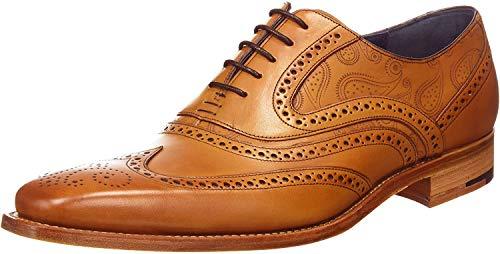BARKER McClean, Zapatos de Cordones Brogue para Hombre