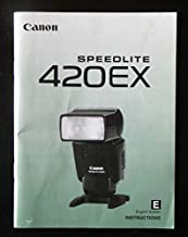 canon 420ex manual