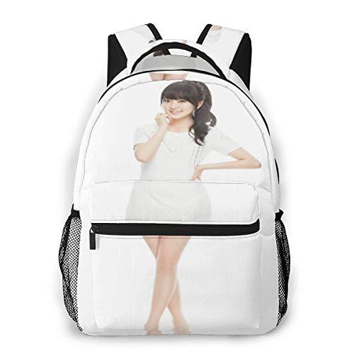 DJNGN Korean Girl Group Girls' Generation (5) Multifunctional Backpack: Fashion Printed Backpack