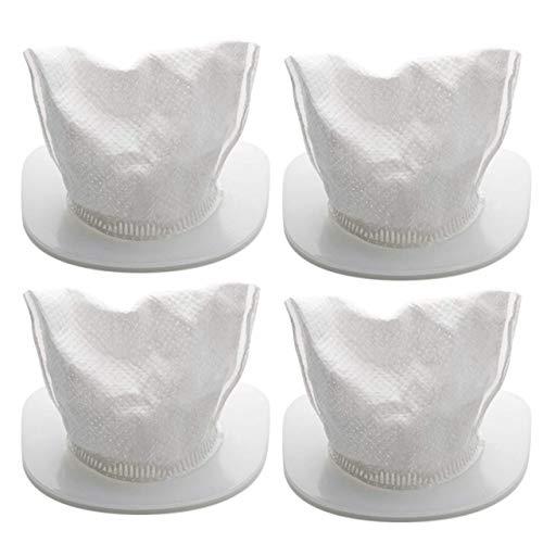 Holife 4PCS Filtros para Aspiradora Inalámbrica de Mano 14,8 V 100w Potencia