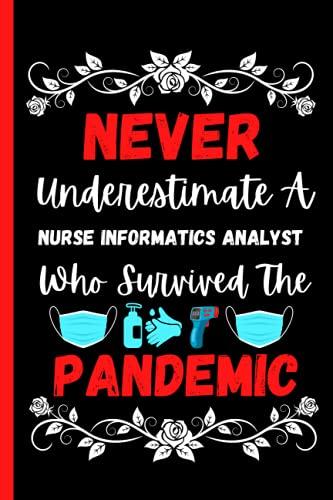 Nurse Gifts: Never Underestimate A Nurse Informatics Analyst Who Survived The Pandemic: Nurse Apprec