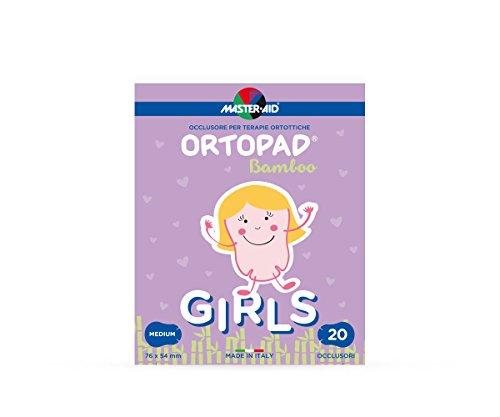 Ortopad Cer Ocul Girls Med 20Pz