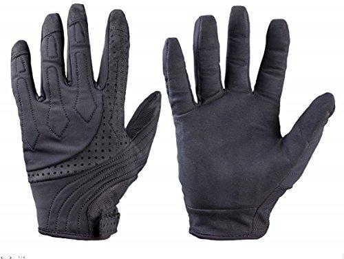 TurtleSkin Bravo Law Enforcement Handschuhe, Größe XXL, Schwarz