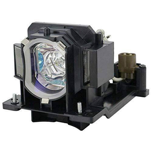 All-Lamps DT01091 - Lámpara de repuesto con carcasa para proyectores Hitachi CP-DW10N CP-AW100N ED-AW100N HCP-Q3W