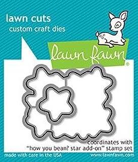Lawn Fawn Cut Set - How You Bean? Star Add-On