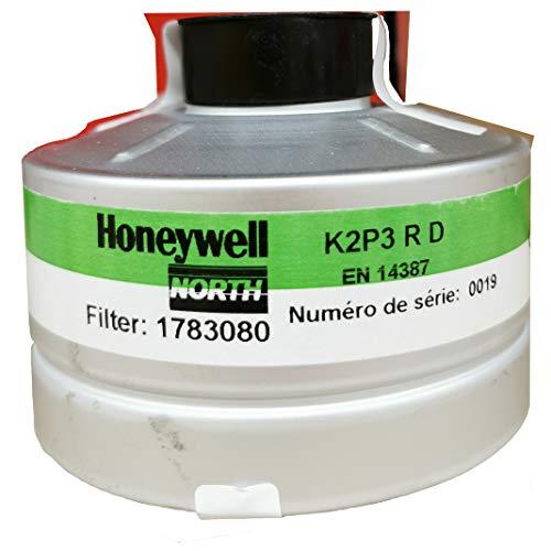 Honeywell Standard RD40 Respirator Filters K2P3
