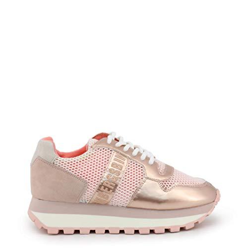 Bikkembergs Sneaker Fend-ER_2087-MESH Mujer Color: Rosa Talla: 41