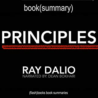 Summary of Principles: Life and Work by Ray Dalio (Business Book Summaries) audiobook cover art