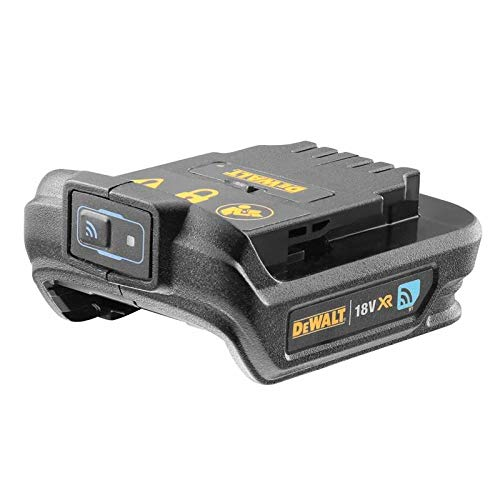 Dewalt DCE040-XJ DCE040-XJ-Adaptador de conectividad Tool Connect para herramientas/baterías XR, 18 V, Multi