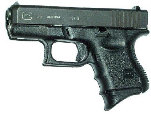 Pearce Grips PG-26-2PK Grip Extensions for Glock Model 26/27/33/39 (2-Pack) , Black