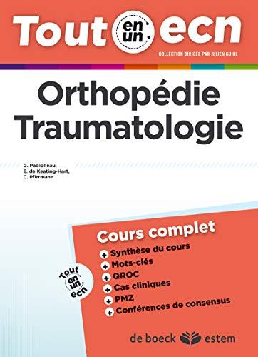Orthopédie Traumatologie - Tout-en-un ECN