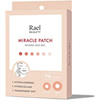 96-Count Rael Acne Pimple Healing Patch Two Sizes 10mm & 12mm
