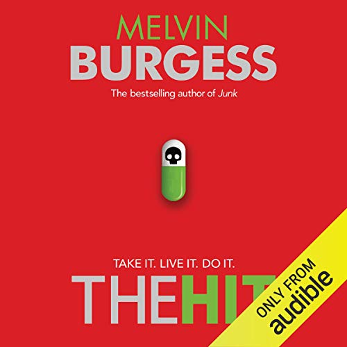The Hit                   By:                                                                                                                                 Melvin Burgess                               Narrated by:                                                                                                                                 Christian Cooke                      Length: 7 hrs and 37 mins     2 ratings     Overall 4.5