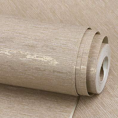 Modern Eenvoudige Effen Kleur Behang Sterling Zilver Textuur Zilver Beige Grijs Waterdichte Behangrol Home Decoratie 1000x53CM