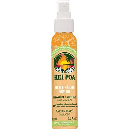 Hei Poa, Aceite Seco Tonificador Cara y Cuello - 100 ml.