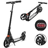 Big Wheel Tretroller klappbar-City-Scooter