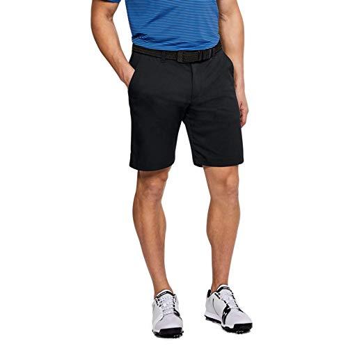 Under Armour Men's Showdown Golf Shorts , Black (001)/Black , 32