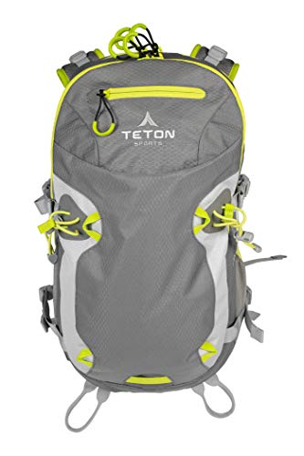 TETON Sports Cirque 1600 Backpack; Packable, Lightweight, Comfortable Daypack for Hiking and Travel; Overnight Bag