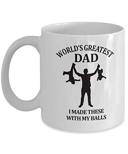 NA El papá más Grande del Mundo Hice Esto con mis Bolas...