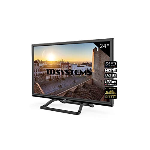 TD Systems K24DLM10H – Televisor con PVR