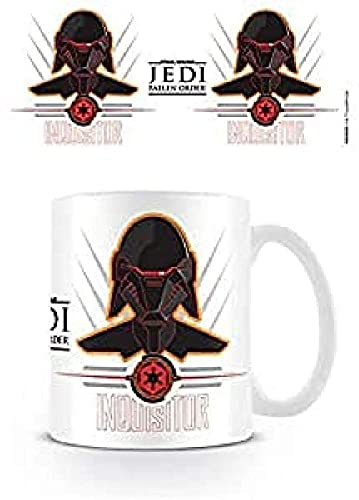 Star Wars MG25724 - Taza de cerámica, multicolor
