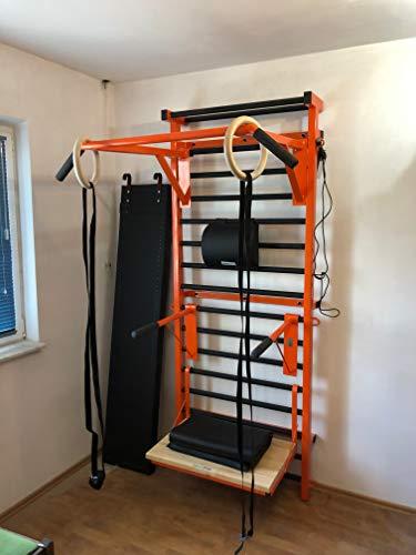 Artimex Paquete de Entrenamiento para Gimnasia y Fitness - Utilizado en hogares,...