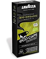 Lavazza Kapsül Kahve - Espresso Bio Organic - Nespresso uyumlu - 50 Kapsül - 5li Paket (5 x 53g)