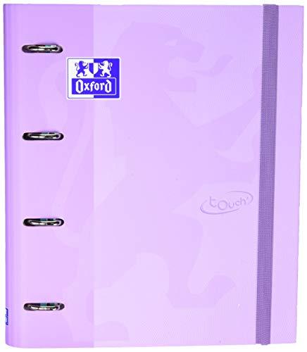 Oxford CarpeblockA4+recamb90g.100hPastel, colores sortidos