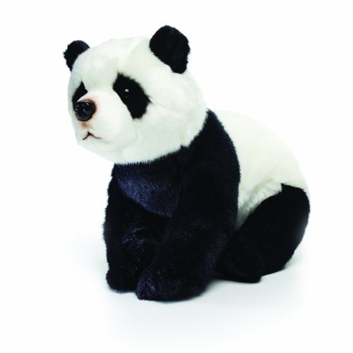 Nat and Jules Plush Toy, Panda, Large