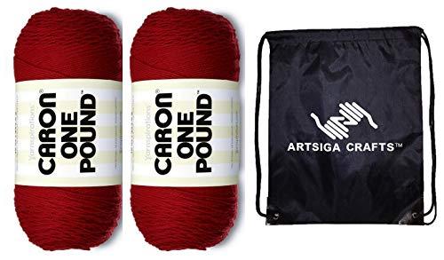 bolsa ovillos fabricante Caron Knittng Yarn