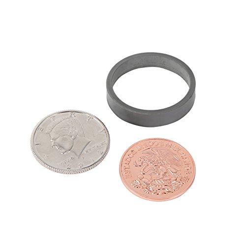 Zaubermünzen, Scotch und Soda Zaubertrick Geld Set, professionelle Magier Ridge Scotch Soda Münzen Tricks Close-Up