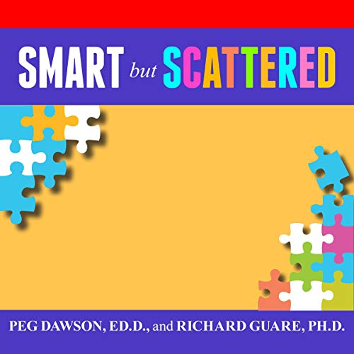 Smart but Scattered cover art