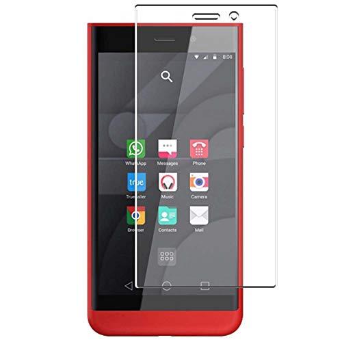 Vaxson 3 Stück Schutzfolie, kompatibel mit Obi worldphone SJ1.5, Bildschirmschutzfolie TPU Folie Displayschutz [nicht Panzerglas Hülle Hülle ]