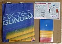 2001年 AKIHABARAガンダムプラモデルV作戦 景品 記念